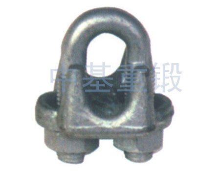 MALLEABLE CAST WIRE ROPE CLIPS TYPE A